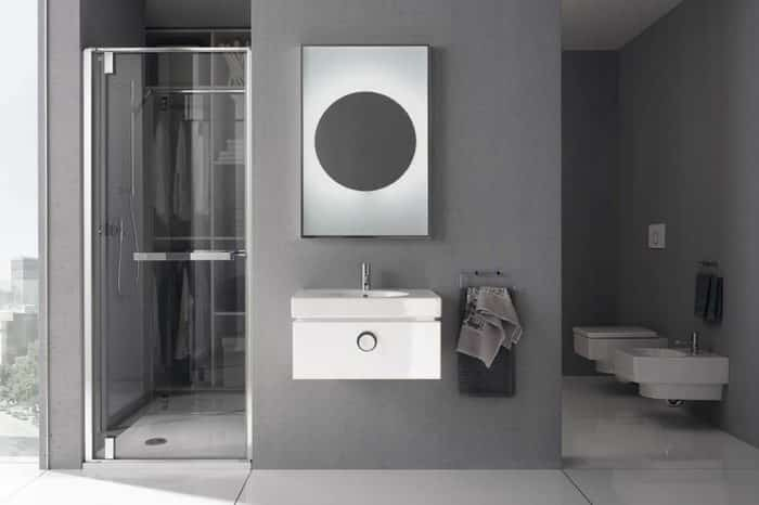 lavabo Keramag 1