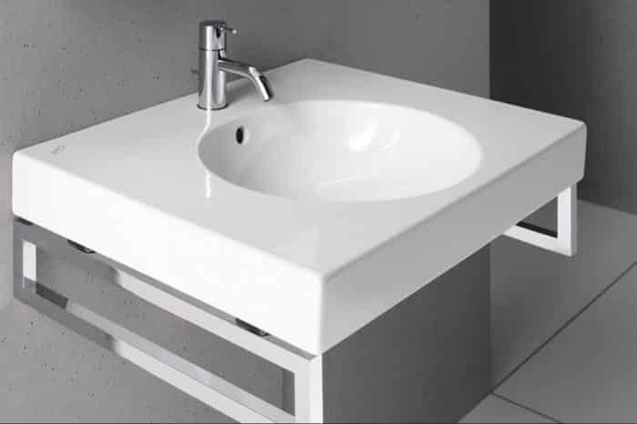 lavabo Keramag 2