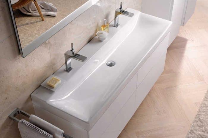 lavabo Keramag 3