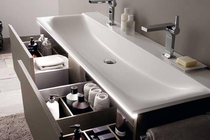 lavabo Keramag 4