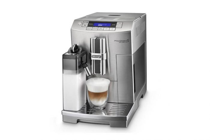 machine boissons lait Delonghi