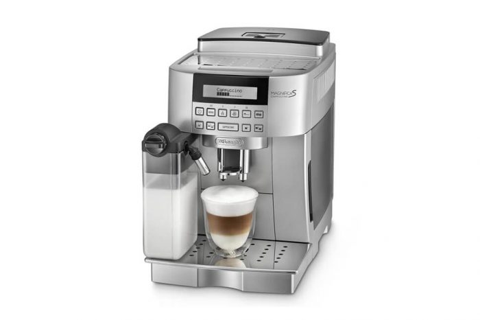 machine capuccino Delonghi