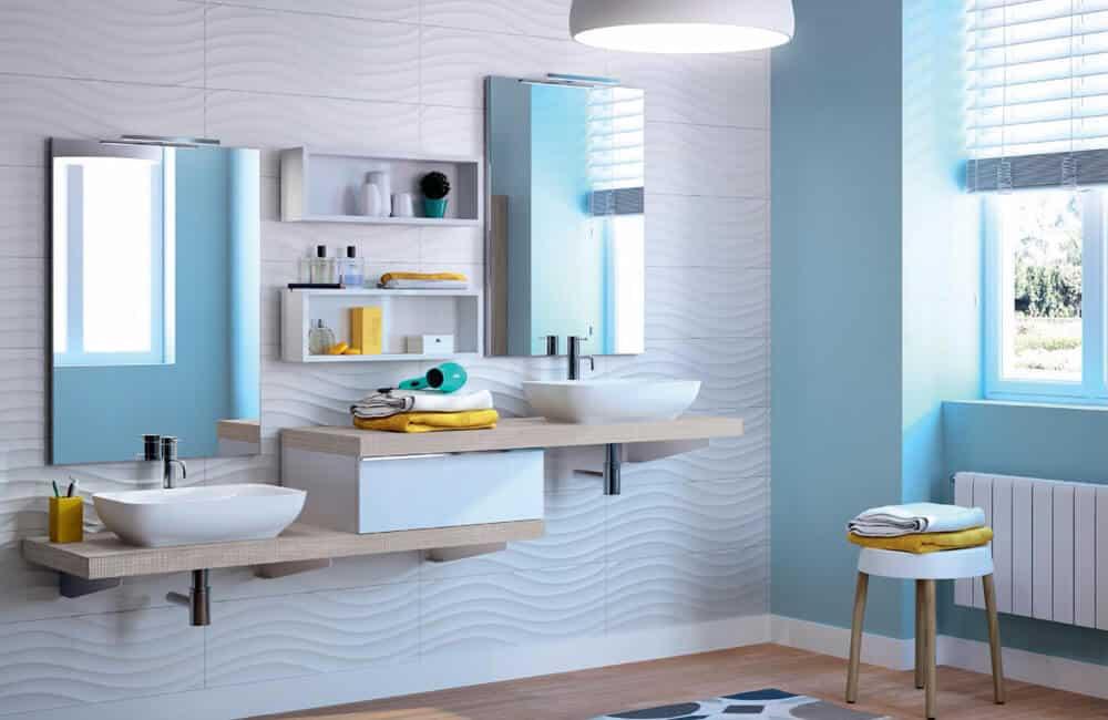 meuble salle de bain cedam 4. Black Bedroom Furniture Sets. Home Design Ideas