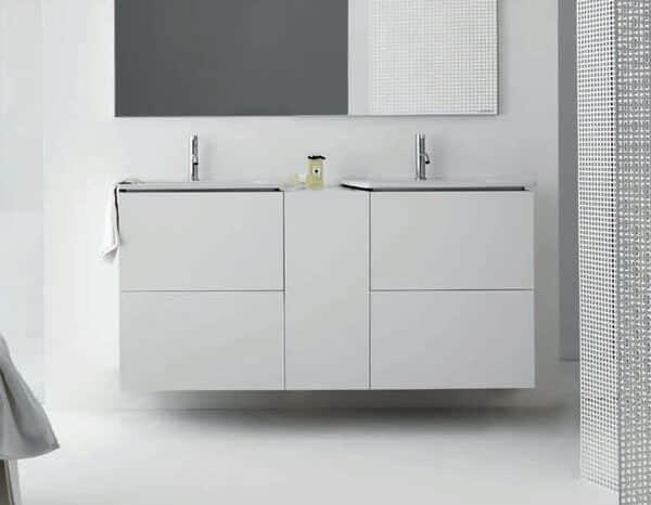 miroir armoire salle de bain Laufen 2