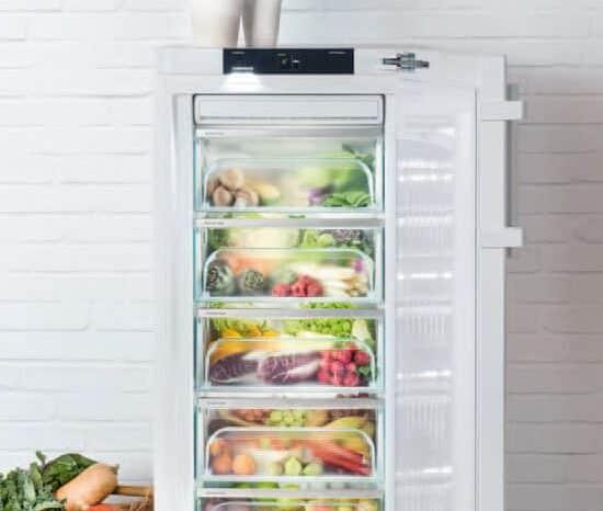 refrigerateur BioFresh Liebherr