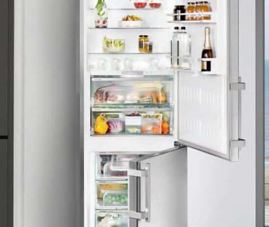 refrigerateur congelateur pose libre Liebherr 1