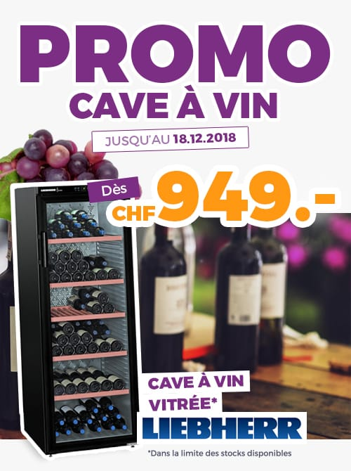 promo sur la cave vin vitr e ok chez vous. Black Bedroom Furniture Sets. Home Design Ideas