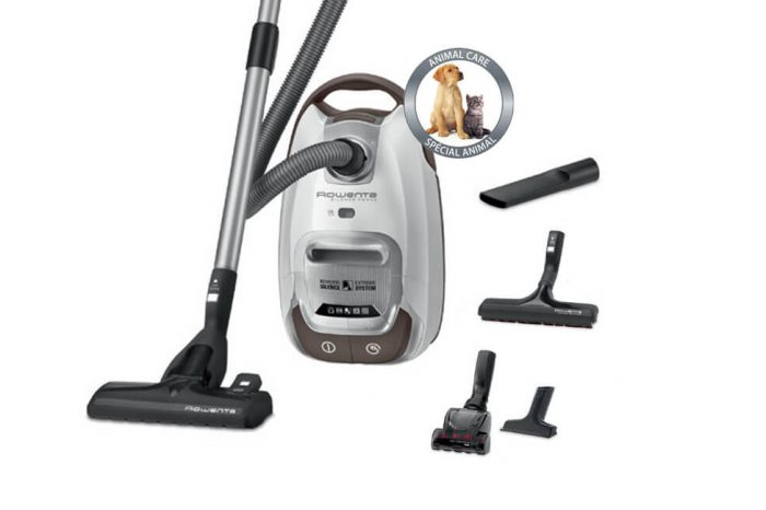 aspirateur 4A silence force animal care Rowenta