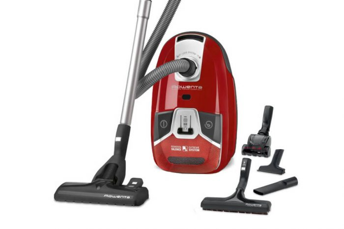 aspirateur 4A silence force animal care pro Rowenta
