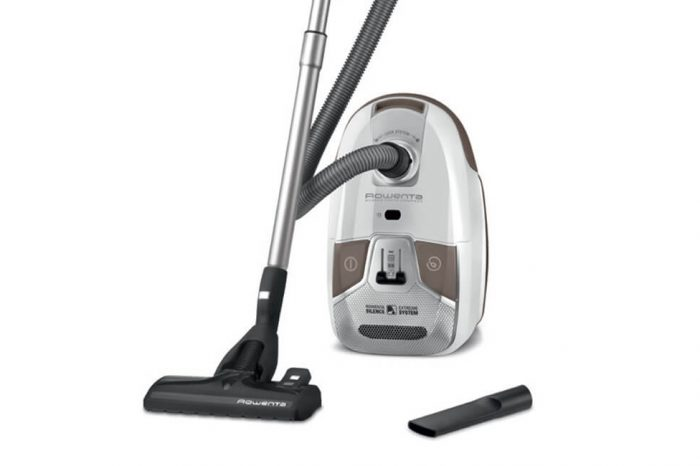 aspirateur 4A silence force compact Rowenta