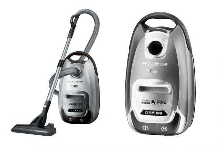 aspirateur 4A silence force full care Rowenta