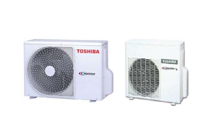 climatiseurs hybrid inverter Toshiba