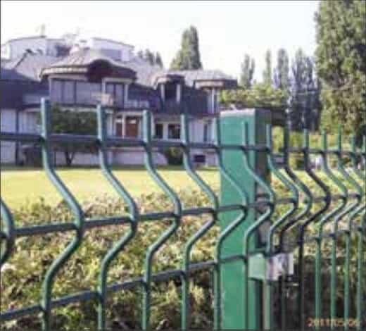 Cloture metallique Global Fence AG 2