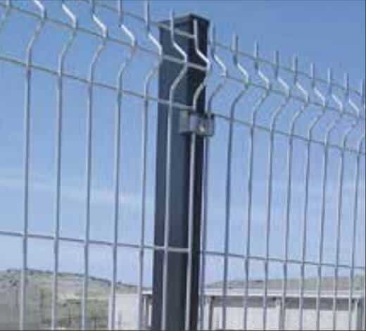 Cloture metallique Global Fence AG 3