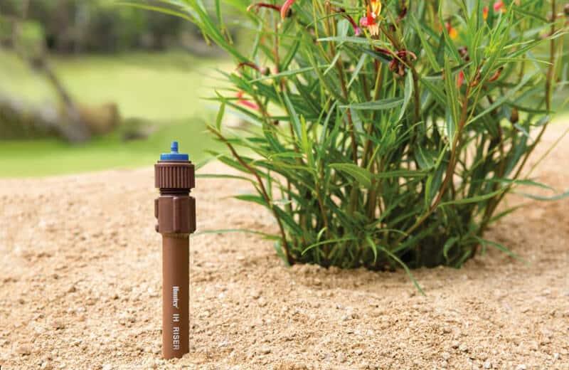 garden brico shop micro irrigation arrosage Hunter