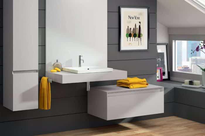 Meuble salle de bain Cedam 2