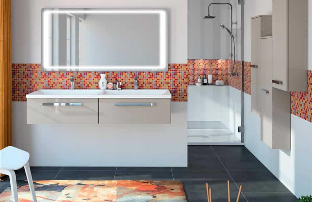 Meuble salle de bain Cedam 5
