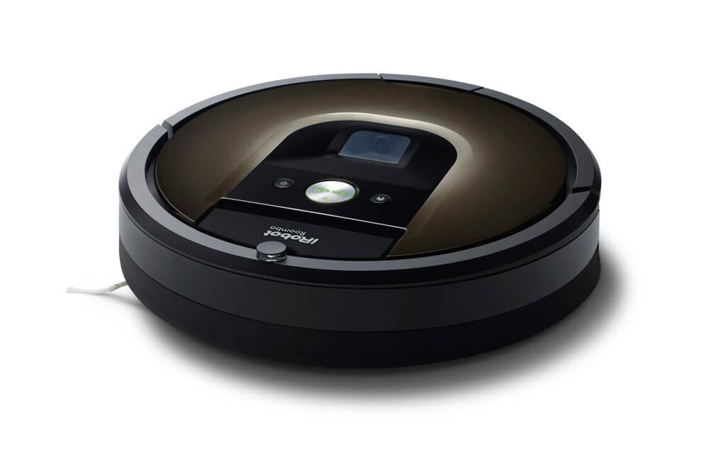 robot aspirateur Roomba 980