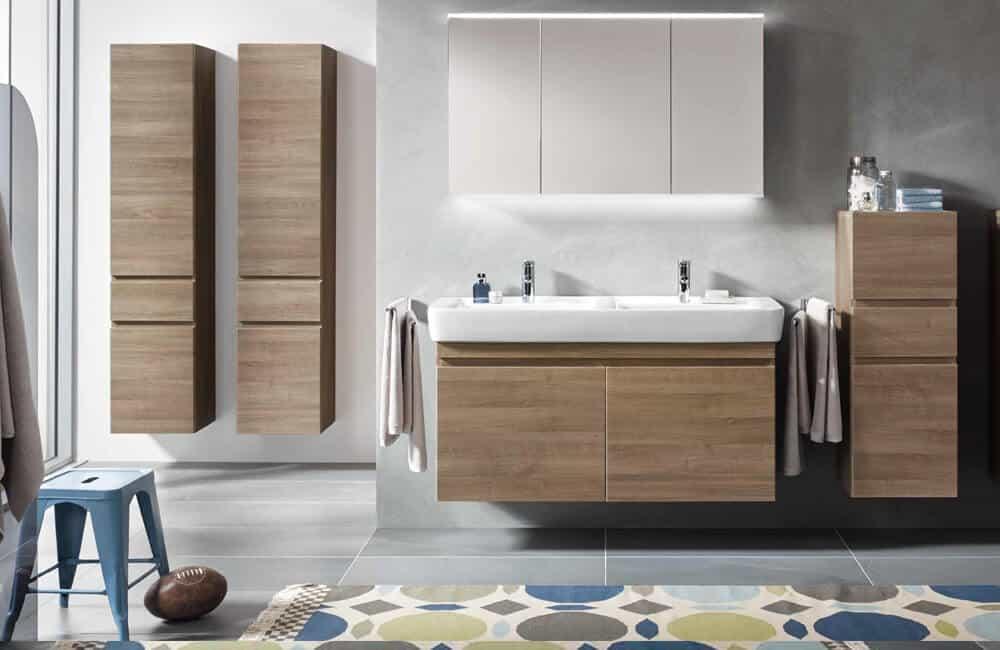 meuble salle de bain Keramag 2