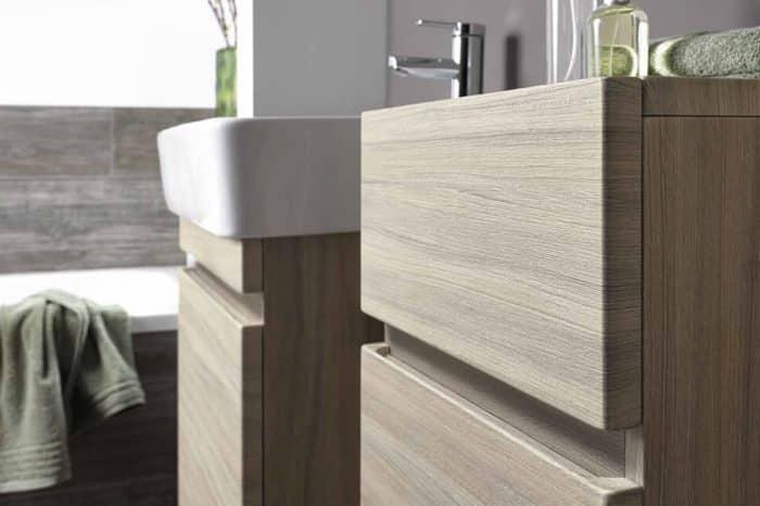 meuble salle de bain Keramag 3