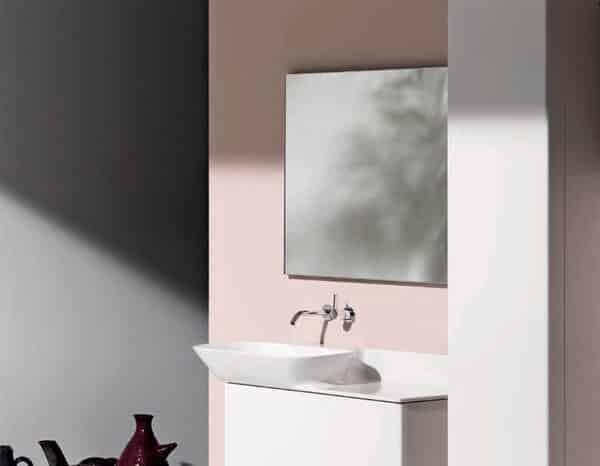miroir armoire salle de bain Laufen 1