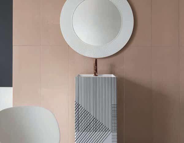 miroir armoire salle de bain Laufen 4