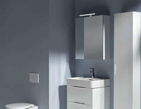 miroir armoire salle de bain Laufen 5