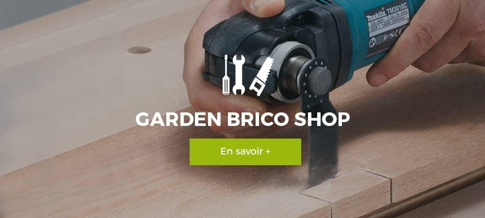 garden brico shop