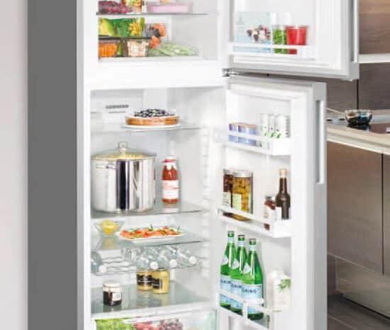 refrigerateur double porte Liebherr
